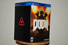 Bethesda PS4 Doom Collector's Edition - Brand New Free Shipping