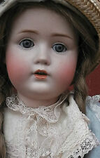 Antiguo/249 Muñeca de porcelana Kestner/Blue Coat
