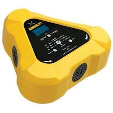 Clore 4520 CHARGE IT! Yellow 20/10/2-Amp 12-Volt Battery Charger