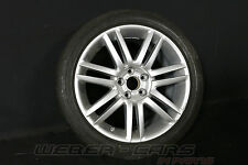1x Audi A6 S6 4F 18 Zoll Alufelge Sommerreifen Reserverad Notrad 4F0601025AL