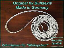 Original by Bulktex® Wellsystem Zahnriemen belt Fitness Spa Unterwassermassage