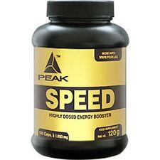 3 Dosen Speed PEAK ( 3 x 120 Kapseln; 14,08EUR/100g) + Gutschein