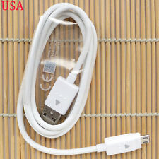 USB DC Power Charger Data Sync Cable Cord Lead for LG G Pad 7.0 WiFi V400 Tablet