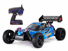 Redcat Shockwave Nitro 4x4 Buggy RTR w/ 2.4ghz Radio .16 Vertex BLUE