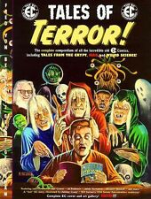 EC Comics: Tales of Terror: The EC Companion: Russ Cochran Publication Hardcover