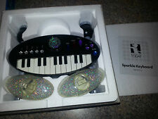 American Girl Talent Show Sparkle Keyboard EXCELLENT in original box