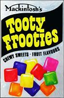 TOOTY FROOTIES large FRIDGE MAGNET - - CLASSIC SWEET SHOP COOL!