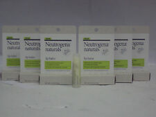 Neutrogena Naturals Lip Balm (LOT OF 6)-   Free US Shipping