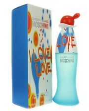 I Love Perfume By Moschino 3.4 Edt Women Sealed