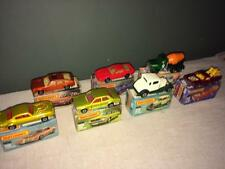 MATCHBOX AND LESNEY COLLECTION BOXED AND MINT. SERIES 75 LOT 4
