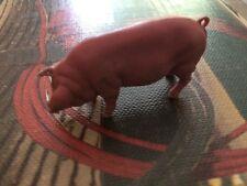 Farm Animal Plastic Pig