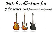 Patches - Tones for Line6 Line 6 JTV James Tyler Variax - 59, 69, 89 - 120+files