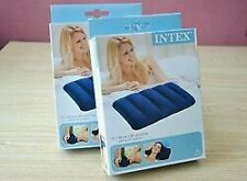 Set of 2 Intex Travel Air Inflatable Pillow for Family, Children & Baby
