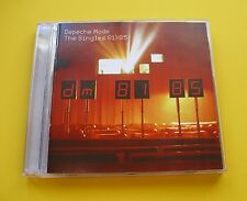 "CD "" DEPECHE MODE - THE SINGLES 81 85 "" BEST OF / 17 SONGS (MASTER & SERVANT)"