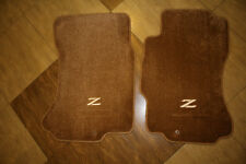 1990-99 300ZX Floor Mats Stock Tan Colored