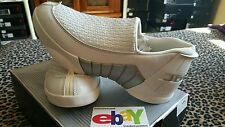 Nike Air Jordan XV 15 Low SL MOC OG 03/16/2000 WHITE/SILVER 136042 101