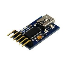 2pcs FT232RL USB to Serial adapter module USB TO RS232 Max232 for Arduino
