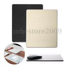 New Aluminum Mousepad Game Super Smooth Mouse Pad Mat for Macbook Apple HP Dell