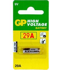 GP 29A 9V L822 18mAh Alkaline Battery 25A 32A EL822 GP25A GP32A