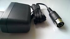 Power Supply for ATARI XL & XE - NEW + EU/UK plug adapter/converter
