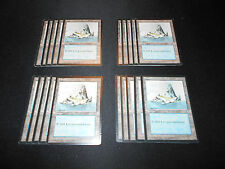 20x Basic Land*SAME ART*Island*Ice Age**Magic the Gathering MTG**FTG