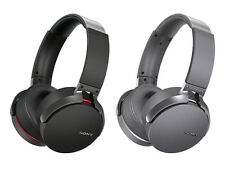 SONY MDR-XB950BT B Extra Bass Bluetooth Stereo Headset Black From Japan