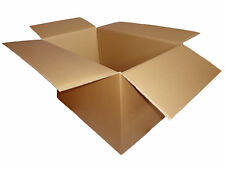 "Large Removal Cardboard Boxes - Pack of 5 - 30 x 20 x 20"" - Double Wall Cartons"