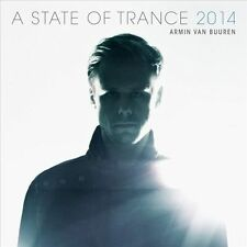A  State of Trance 2014 by Armin van Buuren (CD, Apr-2014, 2 Discs, Armada...