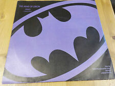 """W 2757 1989 UK 7"""" 45RPM PRINCE with S.EASTON """"ARMS OF ORION"""" FROM BATMAN EX"""