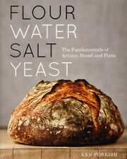 Flour Water Salt Yeast: The Fundamentals of Artisan Bread and Piz. 9781607742739