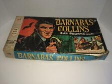 Dark Shadows Barnabas Collins Board game 1960's complete no fangs