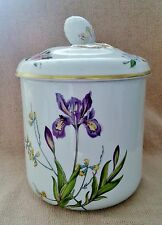 Spode Stafford Flowers Large Canister~Oven to Tableware Storage Jar