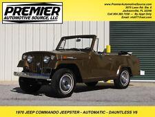1970 Jeep Commando KAISER JEEPSTER COMMANDO