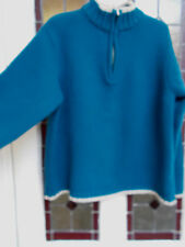 PETER STORM LADIES  LAMBS WOOL MIX JUMPER 44""