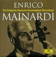 MAINARDI,ENRICO-COMPLETE DG RECORDINGS (HK) CD NEW