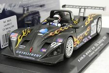 FLY A506 LOLA B98/10 CARBON FIBER SEBRING 1999 NEW 1/32 SLOT CAR IN DISPLAY CASE