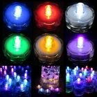 3 6 12 24 36 LED Submersible Waterproof Wedding Decoration Party Tea Light