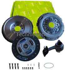 FORD MONDEO 2.0 DI 90 5 SPEED SOLID FLYWHEEL, VALEO CLUTCH WITH CSC AND BOLTS