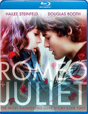 ROMEO JULIET/Hailee Steinfeld/NEW BLU-RAY+DIGITAL HD/BUY ANY 4 ITEMS  SHIP FREE