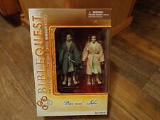 2007 BIBLE QUEST--PETER AND JOHN FIGURE SET (NEW)