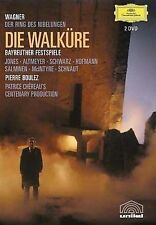 Wagner: Die Walkure - Boulez Ring Cycle Part 2 2013 by Peter Czegley;  ExLibrary
