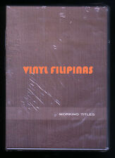 PHILIPPINES:WORKING TITLES CD,Club8,Dislocation Dance,June Brides,INDIE POP,RARE