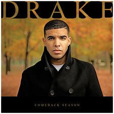 Drake - Comeback Season Mixtape CD Young Money Cash OVO