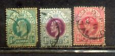 Natal (South Africa) 3 Old Stamps Lot 1