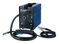 EINHELL BT-FW100 COMPACT ELECTRIC GASLESS MIG WELDER - FLUX CORED WIRE FEED 230V