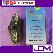 RDA EXTREME Front Brake Pads  to fit Ford Mondeo IV 2006- on (13.8mm Disc Bolt)