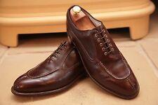 Footjoy Premier Classics Dry Men's Brown Leather Golf Shoes UK 8.5