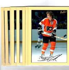 1X BOBBY CLARKE 2005 06 BEEHIVE #224 OVERSIZE JUMBO 5X7 Lots Available Flyers