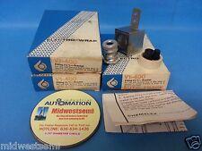 LOT OF 3 FREESHIPSAMEDAY CHEMELEX ELECTRO-WRAP V1-400 FITTING 1/2 IN BRACKET