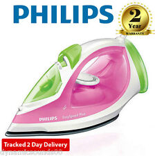 Philips GC2045/40 EasySpeed 2300 Watts Steam Iron in Pink/Green